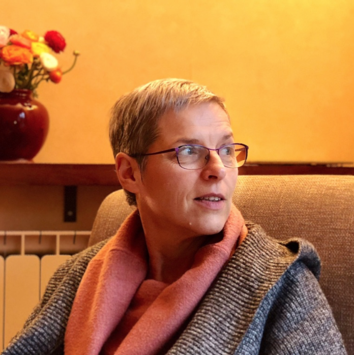 Marie Sabine Bertier Blancher Psychothérapeute et spécialiste de la libération émotionnelle