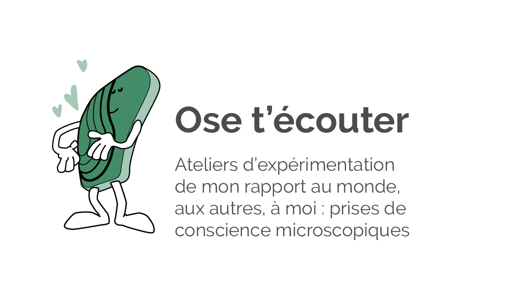 S'ecouter pour ecouter ateliers session